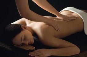 Массаж на голое тело женщины фото 1-266